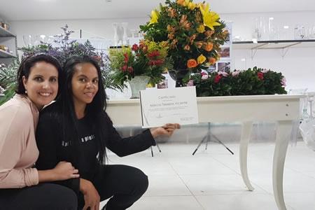 diploma Giordanna Meirelles